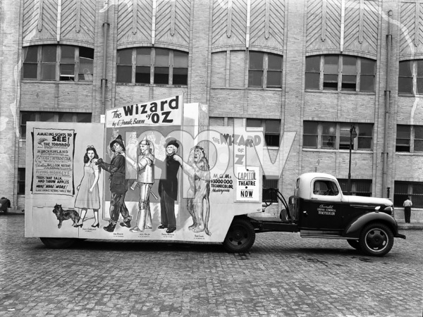 """The Wizard of Oz"" 1939 MGM** I.V. - Image 3823_0162"