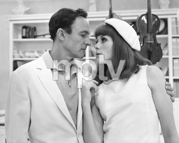 """Young Girls of Rochefort""Gene Kelly and Francoise Dorleac1967 Warner Brothers**I.V. - Image 3836_0109"