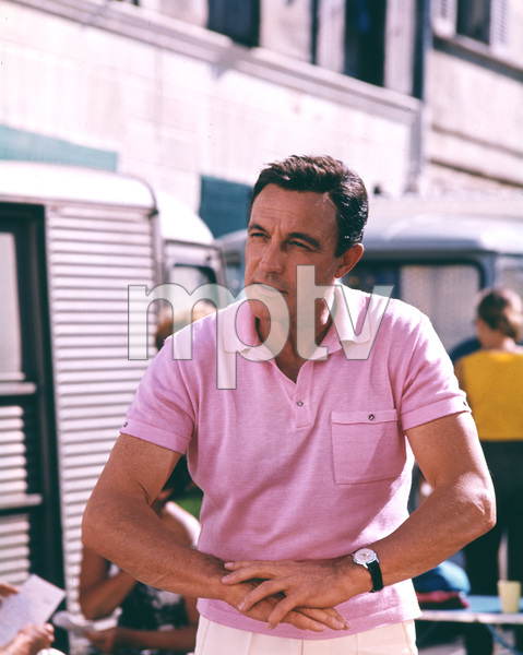 """""""The Young Girls of Rochefort""""Gene Kelly1967 Warner Brothers**I.V. - Image 3836_0110"""