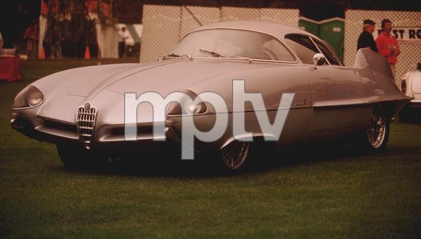 Car Category1957 Alfa Romeo Bat 7 © 1995 Ron Avery - Image 3846_0135