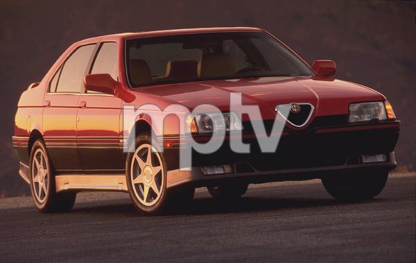 Car Category1992 Alfa Romeo 164 S © 1997 Ron Avery - Image 3846_0171