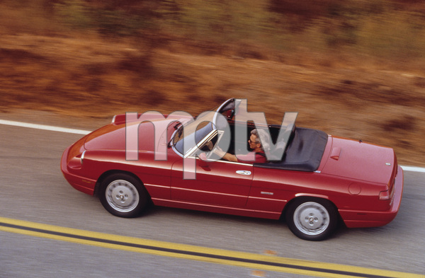 Car Category1994 Alfa Romeo Commemorative edition Spider Veloce © 1997 Ron Avery - Image 3846_0262