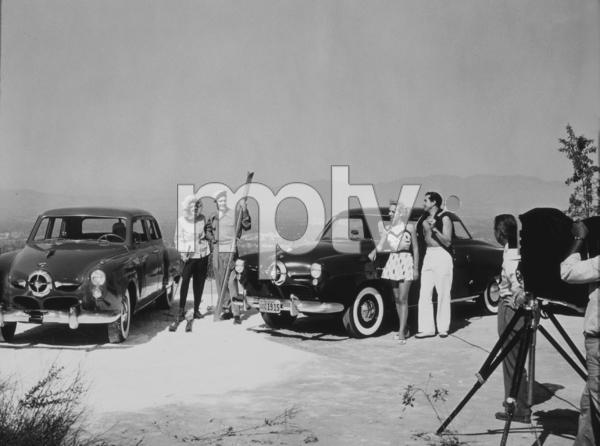 Car Category1950 Studebaker Advertisement © 1978 Paul HesseMPTV - Image 3846_0277