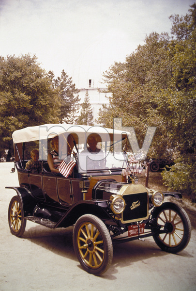 Cars / Ford Model T / circa 1915 © 1978 Glenn Embree - Image 3846_0417