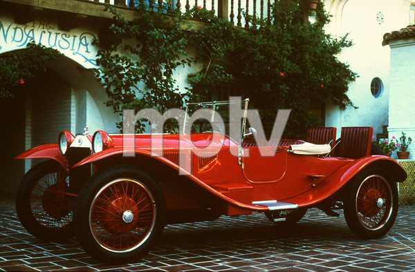 Car Category1925 Lancia LambdaOwner Kent Wakeford © 1980 Glenn EmbreeMPTV - Image 3846_0433