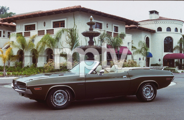 Car Category1971 Dodge Challenger ConvertibleOwner Monty Ostberg © 1992 Glenn EmbreeMPTV - Image 3846_0435