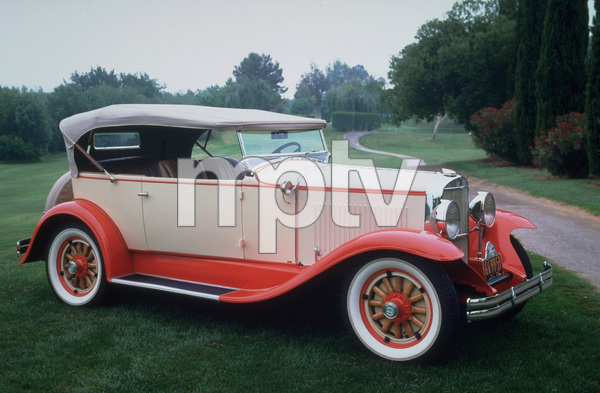 Car Category1929 Graham-Paige Model 619 Sport PhaetonOwner Douglas V. Spranker © 1987 Glenn EmbreeMPTV - Image 3846_0436