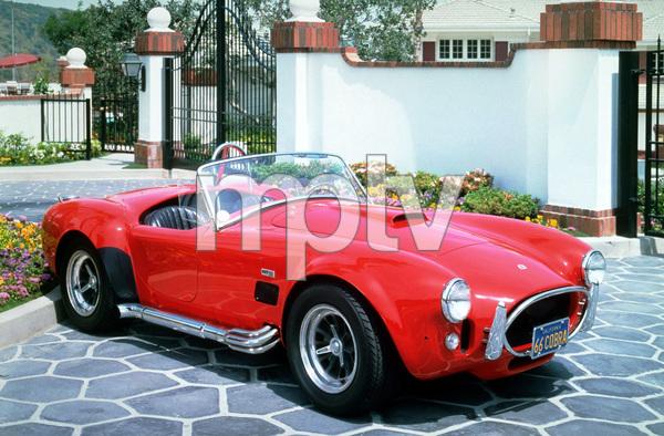 Car Category1966 Shelby Cobra 427Owner Mr. & Mrs. Roger Von Bergen © 1984 Glenn EmbreeMPTV - Image 3846_0437