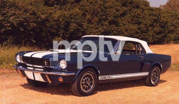Car Category1966 Shelby GT 350 ConvertibleOwner Carroll Shelby © 1983 Glenn EmbreeMPTV - Image 3846_0445