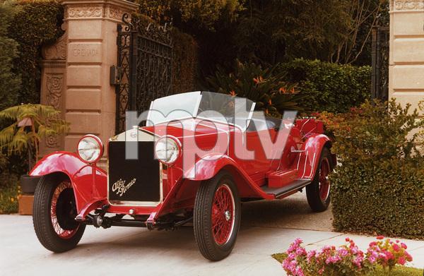 Car Category1928 Alfa Romeo 6C-1500 Sport RoadsterOwner Barbara & Jack Becronis © 1985 Glenn EmbreeMPTV - Image 3846_0446