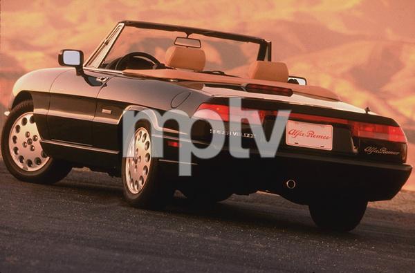 Cars1993 Alfa Romeo Spider Veloce © 1998 Ron Avery - Image 3846_0455