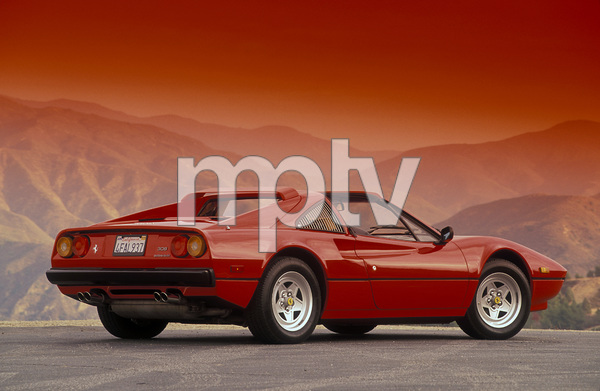 Cars1984 Ferrari 308 GTS1999 © 1999 Scott Killenn - Image 3846_0492