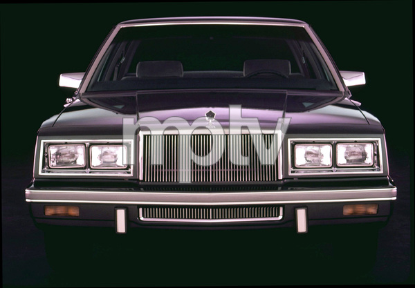 Car Category1983 Chrysler New Yorker © 1983 Ron Avery - Image 3846_0497