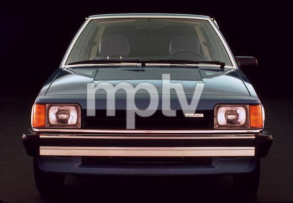 Car Category1983 Mazda 323 © 1983 Ron Avery - Image 3846_0505