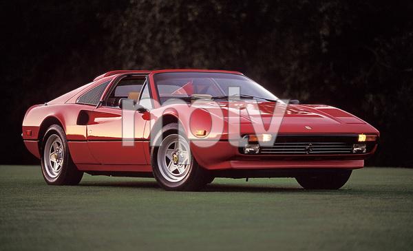 Cars1984 Ferrari 308 GTS Quattrovalole2001 Concorso Italiano © 2001 Ron Avery - Image 3846_0545