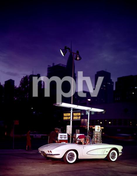 Cars1960 Chevrolet Corvette © 2000 Mark Shaw - Image 3846_0564_