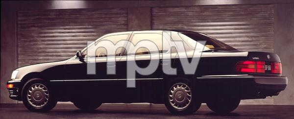 Cars1990 Lexus LS 400 © 1990 Ron Avery - Image 3846_0565