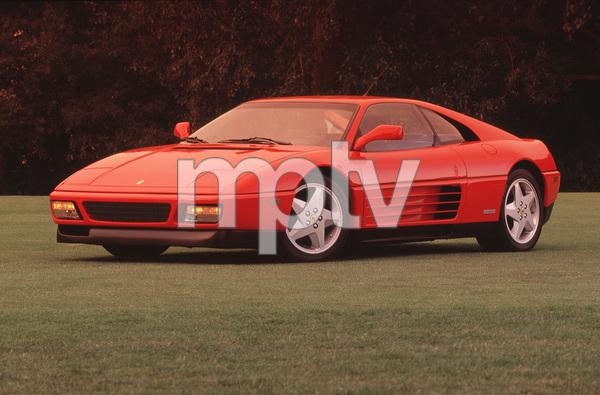 Cars1989 Ferrari 348 TB2001 Concorso Italiano © 2001 Ron Avery - Image 3846_0578