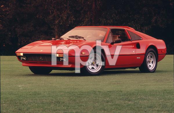 Cars1984 Ferrari 308 GTS Quattrovalvole2001 Concorso Italiano © 2001 Ron Avery - Image 3846_0580