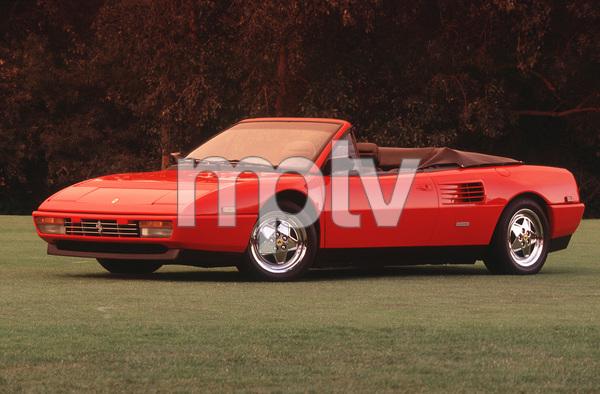 Cars1991 Ferrari Mondial T2001 Concorso Italiano © 2001 Ron Avery - Image 3846_0582