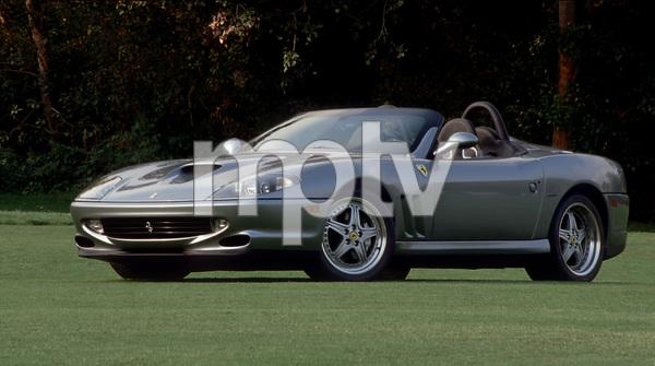 Cars2002 Ferrari 550 Barchetta2002 Concorso Italiano © 2002 Ron Avery - Image 3846_0599