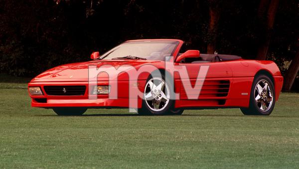 Cars1994 Ferrari 348 Spider2002 Concorso Italiano © 2002 Ron Avery - Image 3846_0602
