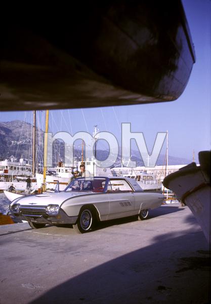 Ford Thunderbirdin MonacoOctober 1962 © 1978 Mark Shaw - Image 3846_0917