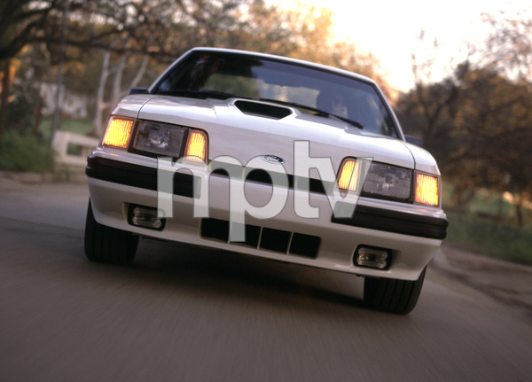 Cars1986 Ford Mustang SVO © 1987 Ron Avery - Image 3846_1370