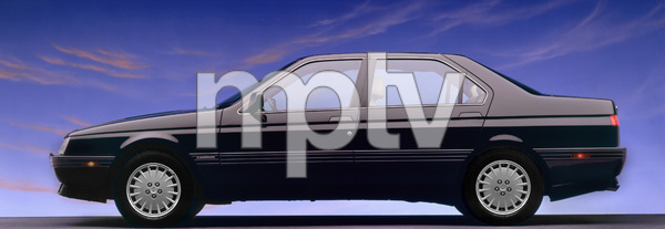 Cars1991 Alfa Romeo 164 L1992© 1992 Ron Avery - Image 3846_1371