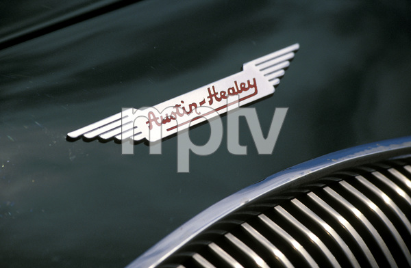 Cars1957 Austin Healey 100 © 2005 Ron Avery - Image 3846_1374