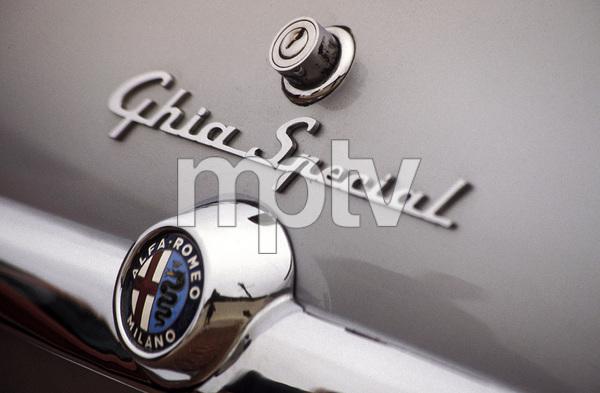 Cars1954 Alfa Romeo 1900 C SS Coupe (coachwork by Ghia) © 2005 Ron Avery - Image 3846_1391