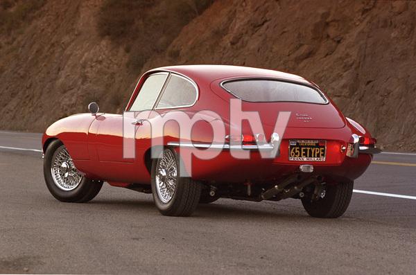 Cars1965 Jaguar E-Type 4.2 Coupe2008 © 2008 Ron Avery - Image 3846_1502