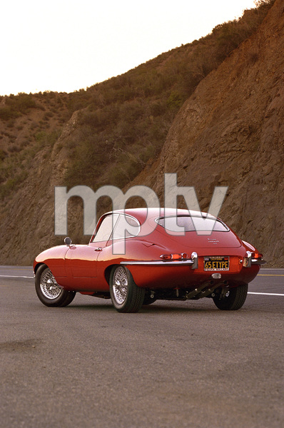 Cars1965 Jaguar E-Type 4.2 Coupe2008 © 2008 Ron Avery - Image 3846_1509