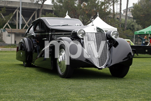 Cars1925 Rolls-Royce Phantom 1Chassie # 94MC Aierodynamic Coupeby Jonchheere2007 © 2007 Ron Avery - Image 3846_1588