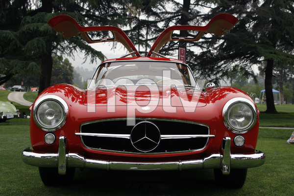 Cars1956 Mercedes 300 SL Gull Wing2007 © 2007 Ron Avery - Image 3846_1609