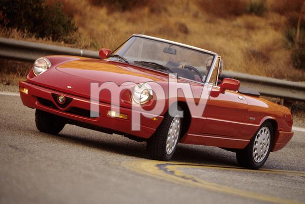 Car Category1994 Alfa Romeo Commemorative edition Spider Veloce © 1997 Ron Avery - Image 3846_1639