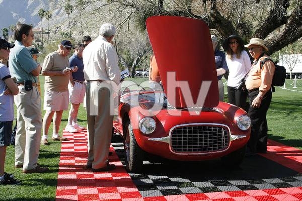 CarsPalm Springs Car Show1947 Ferrari (the first car) © 2008 Ron Avery - Image 3846_1675