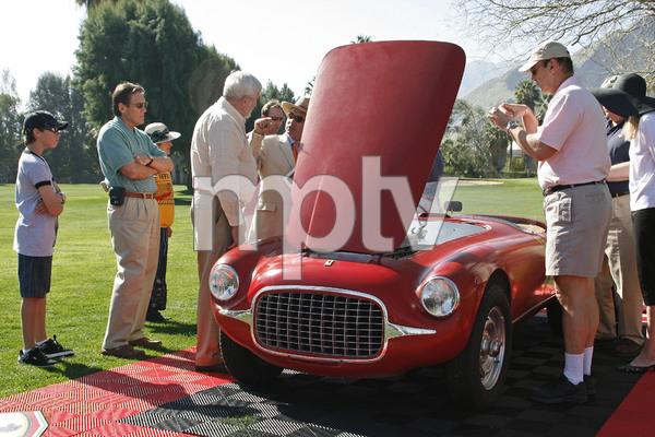 CarsPalm Springs Car Show1947 Ferrari (the first car) © 2008 Ron Avery - Image 3846_1676