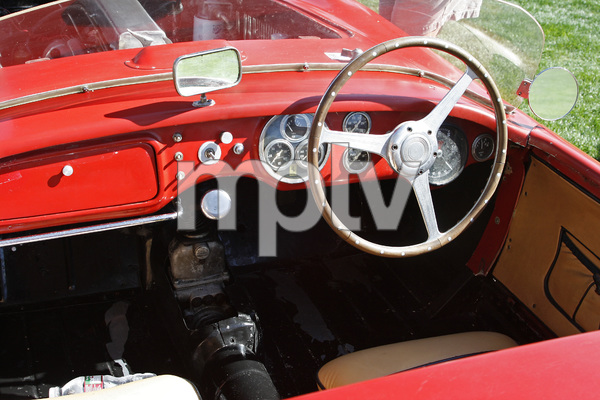 CarsPalm Springs Car Show1947 Ferrari (the first car) © 2008 Ron Avery - Image 3846_1678
