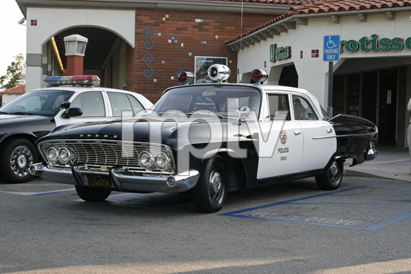 Cars1961 Dodge Seneca Police car2008 © 2008 Ron Avery - Image 3846_1747