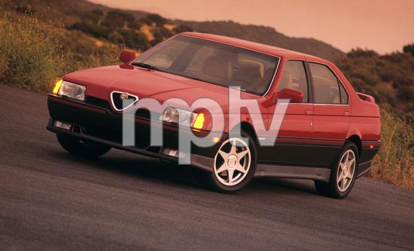 Cars1991 Alfa Romeo 164 S © 2009 Ron Avery - Image 3846_1787