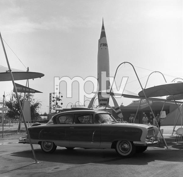 Cars1955 Nash Ambassador Country Clubcirca 1955 © 1978 Herman V. Wall - Image 3846_1790