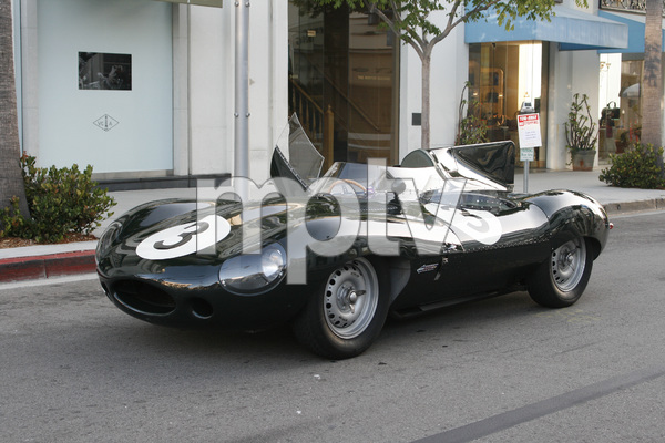 Cars1955 Jaguar D-type2010 © 2010 Toni Avery - Image 3846_1820
