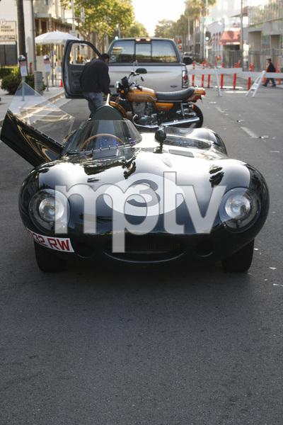 Cars1955 Jaguar D-type2010 © 2010 Toni Avery - Image 3846_1821