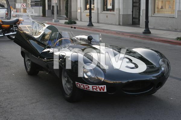 Cars1955 Jaguar D-type2010 © 2010 Toni Avery - Image 3846_1822