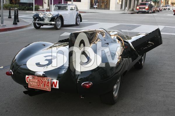 Cars1955 Jaguar D-type2010 © 2010 Toni Avery - Image 3846_1823