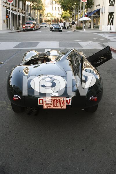 Cars1955 Jaguar D-type2010 © 2010 Toni Avery - Image 3846_1824