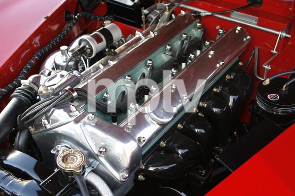 Cars 1959 Jaguar XK 150 OTS 2010 © 2010 Ron Avery - Image 3846_1874