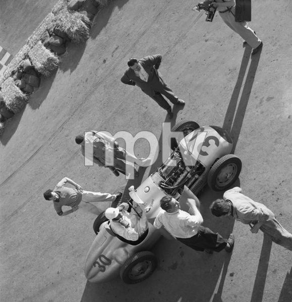 Formula One carcirca 1958© 1978 Paul Hesse - Image 3846_1886