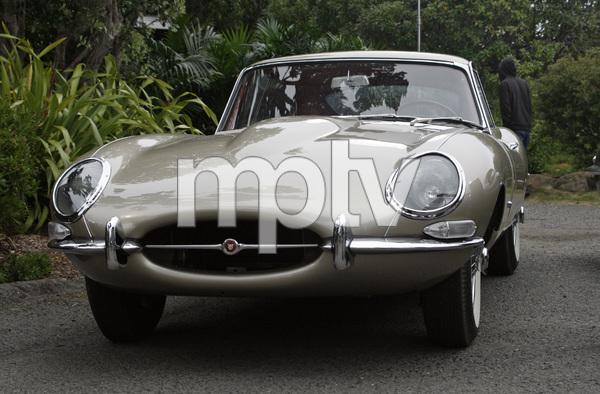 Cars1961 Jaguar E-Type FHC (New York auto show car)2011© 2011 Ron Avery - Image 3846_1963